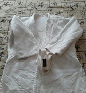 Куртка для дзюдо