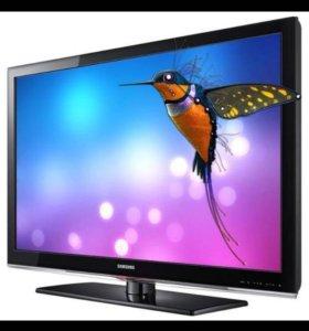 Телевизор SAMSUNG 32 80см экран