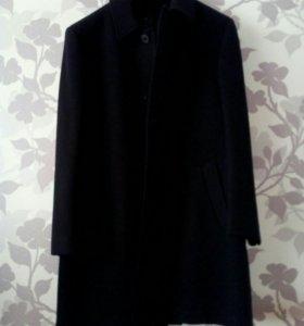 Пальто муж,драповое,демисезонное.