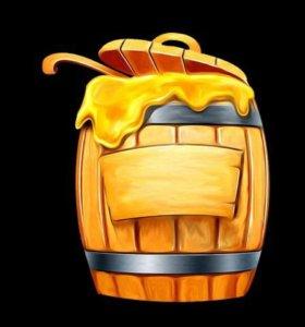 Самый вкусный мёд в городе!!!