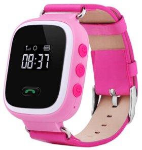 Умные детские часы Q60 новые