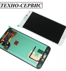 Дисплейный модуль Samsung S5 (G900F)