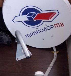 Приемник цифровой спутниковый GS 8307B,триколор тв