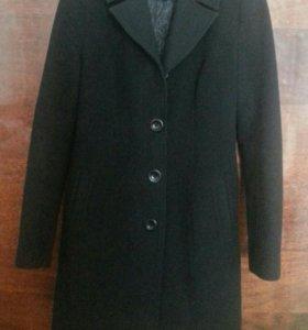 Пальто драповае