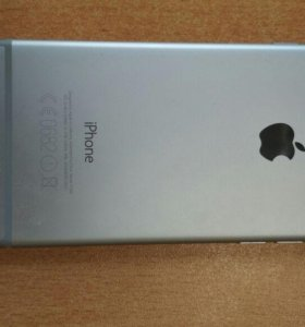 iPHONE 6 Space GRAY 32GB