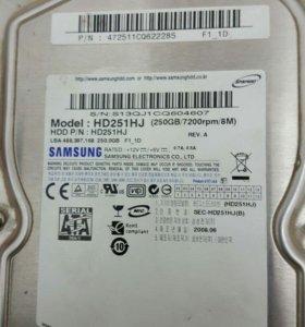 Samsung HD251HJ 250Gb