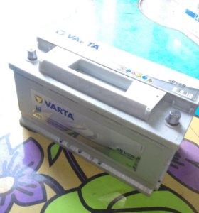 Аккумулятор 100Ah EN830 12V VARTA Silver