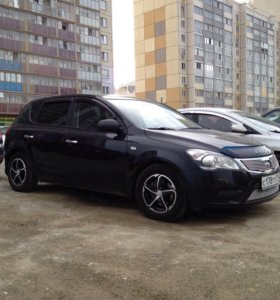 Kia cee'd 2011 мт, 1,4 109 л.с!