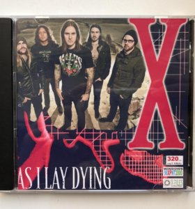 Диск As I Lay Dying