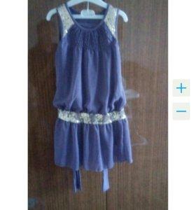 Платье для девочки 146рост