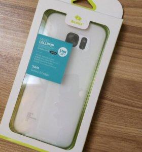 Чехол Galaxy S7 edge