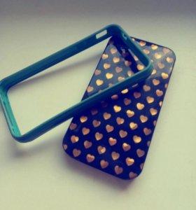 Чехлы для айфона 4S