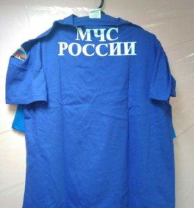 Футболка форменная МЧС России