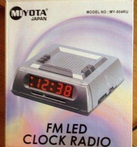 Новые часы-радиоприемник