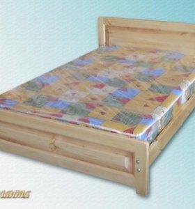 Кровать Молочная