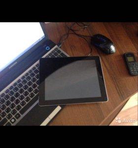 iPad 2 на 32гб  wifi+3G идеал