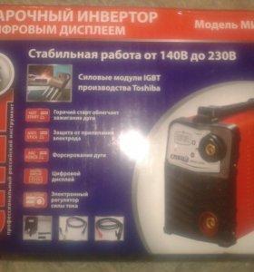 """Сварочный инвертор """"спец"""" мини 250-ПН"""