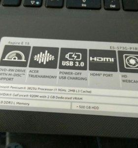 Acer ASPIRE E5-573G-P1RN