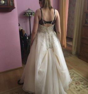 Свадебное платье из Нью-Йорка