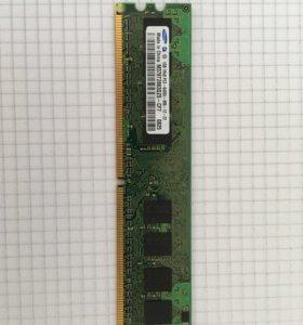 Модуль памяти DDR2 - 1GB