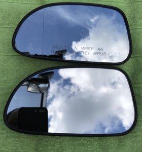 Зеркальные элементы на Chevrolet Lacetti
