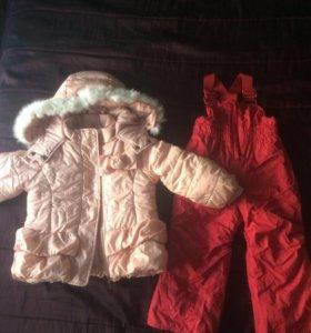 Комбинезон (костюм, комплект) зимний