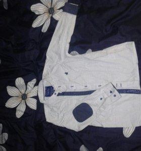 Продам рубашку и штаны