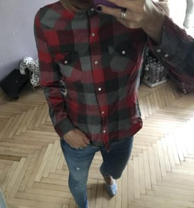 Рубашка topshop S