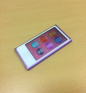 Apple IPod Nano 7 Pink 16 Gb