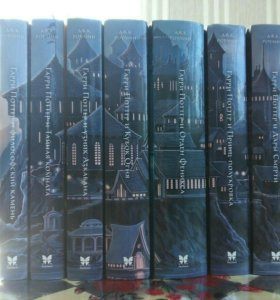 7 Книг о Гарри Поттере (лучшее качество)
