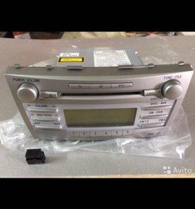 Магнитола для Toyota Camry 06-012г.в штатная