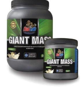 Гейнер Giant Mass 30% 2000 г