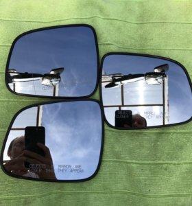 Зеркальные элементы Daewoo Gentra
