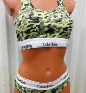 Calvin Klein комплект белья