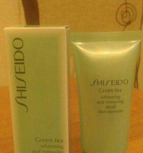 Shiseido пилинг для лица