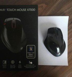 Эргономичная мышь HP X7000 WiFi