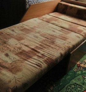 односпальный раскладной диван