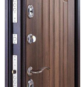 Дверь металлическая, утепленная