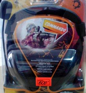 Гарнитура Smartbuy Commando SBH-7000