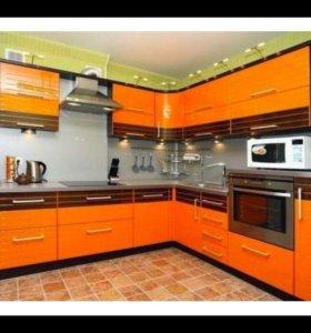 Красивая мебель- кухни, шкафы - купе, и др. от про