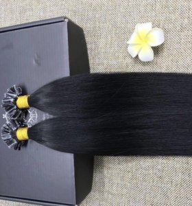 Волосы на капсулах 50 см
