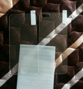 Стекло защитное IPhone 5,5S,5SE