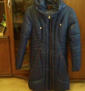 Зимнее пальто р. 42