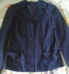 Школьный пиджак для девочек