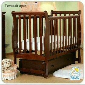 Кроватка детская Лель