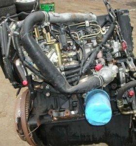Двигатель Nissan CD20 в разборе