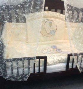 Детская кроватка Джованни Belkanto Lux (Англия)