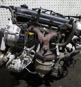 Двигатель Nissan CG10DE в разборе