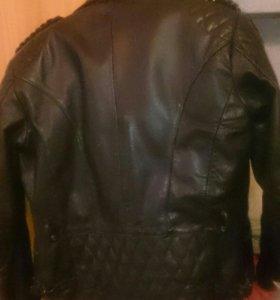 Куртка байкерская RABERG