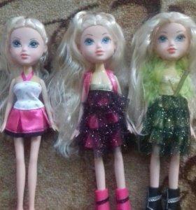 Новые куколки Moxie